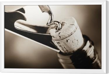 Tavla i Ram Lagrade vinet