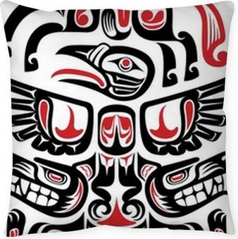 cd4e2453b Haida style tattoo design Wall Mural • Pixers® - We live to change