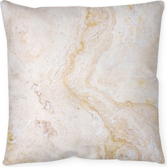 Marble texture surface Throw Pillow
