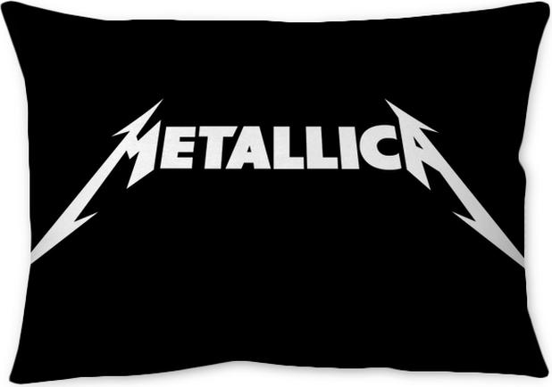 Metallica Throw Pillow Pixers We Live To Change Best Metallica Throw Blanket