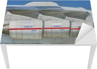 Tischaufkleber und Schreibtischaufkleber Antonow AN-225