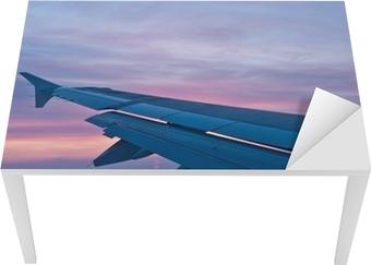 Poster Flügel Des Flugzeuges U2022 Pixers® Wir Leben, Um Zu Verändern