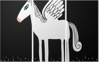 Tríptico Pegasus