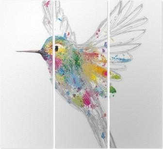 Kolibri Triptych