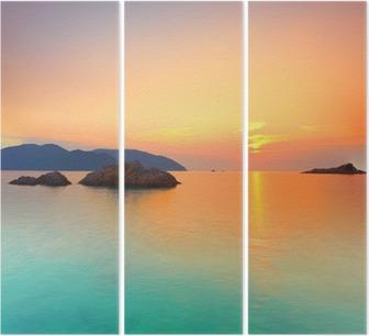 Sunrise Triptych