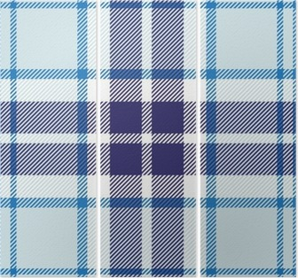vector seamless tartan plaid pattern Triptych
