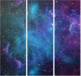 Triptychon Galaxie