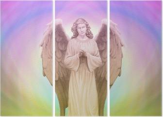 Triptychon Healing Engel
