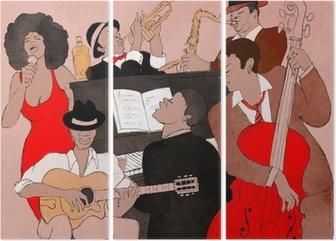 Triptychon Jazzband