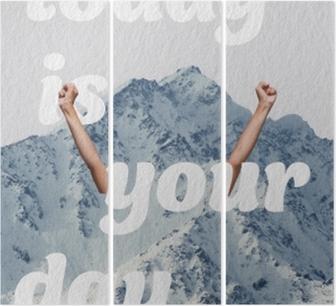 Triptych I dag er din dag
