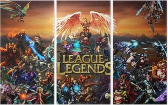 Trittico League of Legends