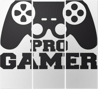 Trittico Pro Gamer Logo