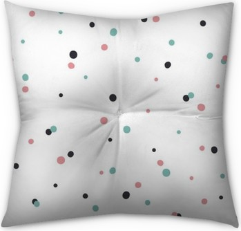 Dots Floor Pillows • Pixers®