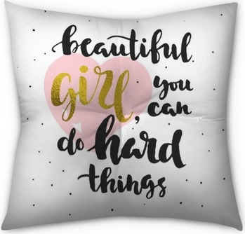 Quotes floor pillows pixers quote about believing in yourself for girls tufted floor pillow square solutioingenieria Images