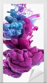 Türaufkleber Farbe dop