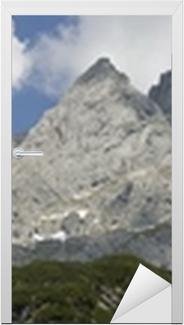 Türaufkleber Panorama vom Wilden Kaiser