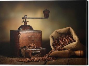 Tuval Baskı Antico macinino da caffè