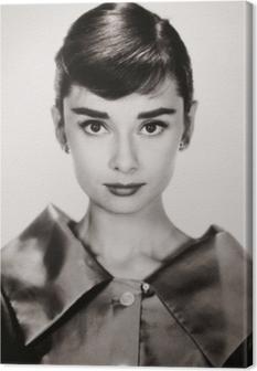 Tuval Baskı Audrey Hepburn