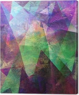 Tuval Baskı Malerei Graphik abstrakt