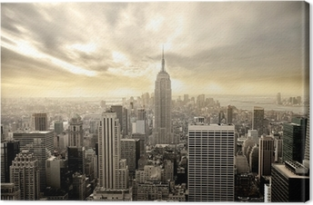 Tuval Baskı Manhattan