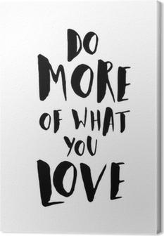 Tuval Baskı Motivasyon Alıntı Poster