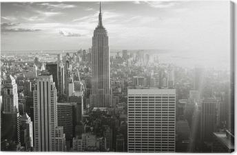 Tuval Baskı New York Skyline