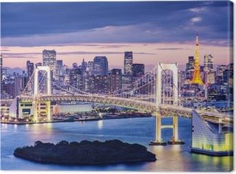 Tuval Baskı Tokyo defne