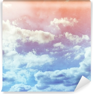 Tvättbar Fototapet Grunge papper struktur. abstrakt natur bakgrund