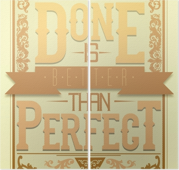 Tweeluik Motivatie Poster -