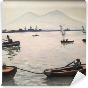 Albert Marquet - Vesuvius Vinyyli valokuvatapetti