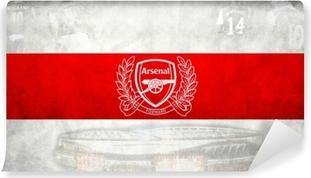 Arsenal fc Vinyyli valokuvatapetti