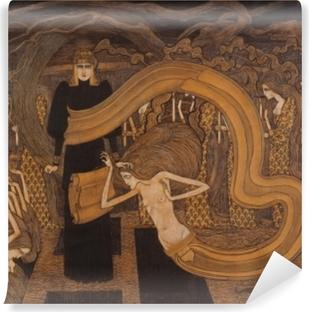 Jan Toorop - Fatalismi Vinyyli valokuvatapetti