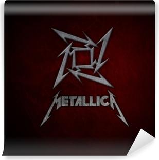 Metallica Vinyyli valokuvatapetti