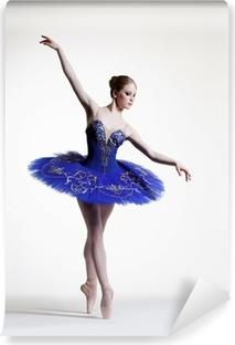 Tanssija Vinyyli valokuvatapetti