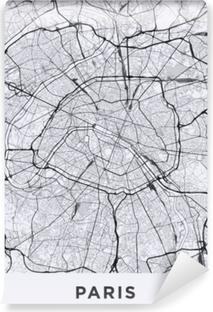 Valo Paris Kaupungin Kartta Pariisin Ranskan Kartta
