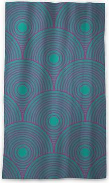 Verduisterend gordijn Vintage abstracte naadloze patroon