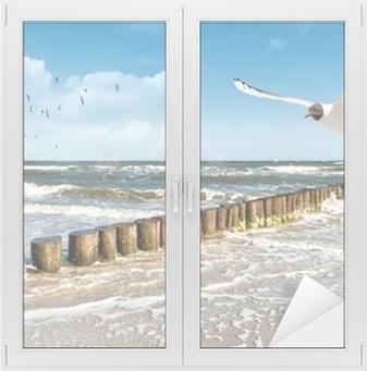 Ostsee Vindue og glas klistermærke