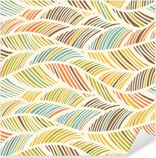 Vinilo Pixerstick Abstract Pattern