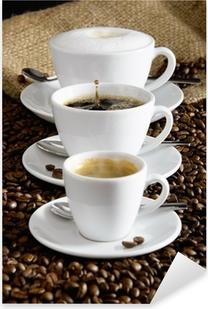Vinilo Pixerstick Kaffee
