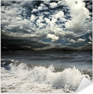 Vinilo Pixerstick Mar