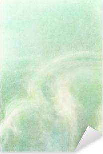 Vinilo Pixerstick Nubes etéreas