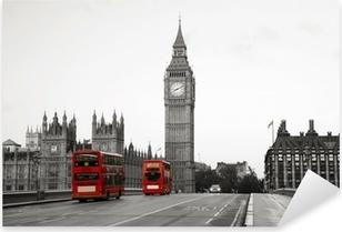 Vinilo Pixerstick Palacio de Westminster