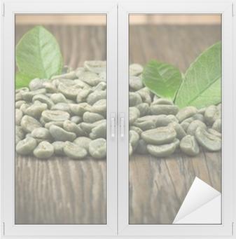 cafe verde para rebajar ventana