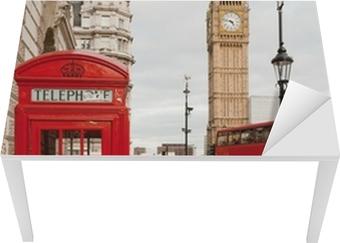 Vinilo para Mesa y Escritorio Londres Inglaterra