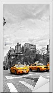 Vinilo para Puerta 5th Avenue, de Nueva York.