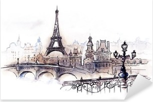 Vinilo Pixerstick París (serie C)