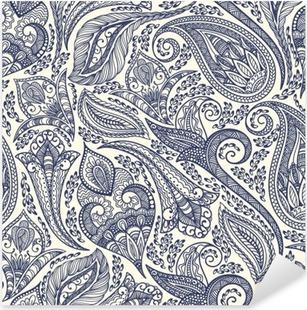 Vinilo Pixerstick Pattern paisley