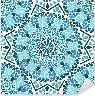 Vinilos mosaico pixers vivimos para cambiar for Mosaico marroqui