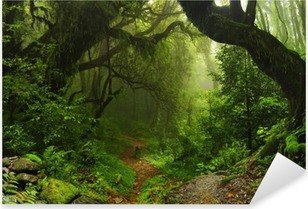 Vinilo Pixerstick Selva Nepal