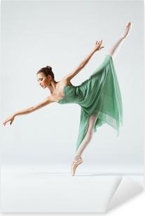 Vinilo Pixerstick The dancer